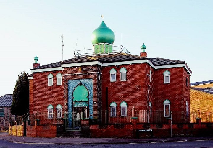 Raza Mosque is throwing open its doors