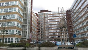 The office blocks in Lancaster Road being eyed up for development