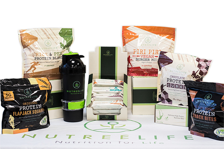NutreeLife products