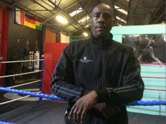Robert Francis is owner and lead coach of the Lancashire School of Boxing Pic: Sarah Garratt