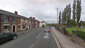Blackburn Road in Higher Walton Pic: Google