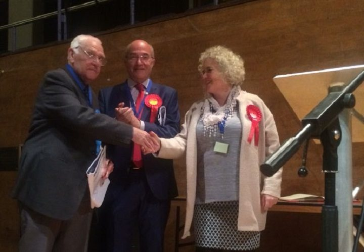 Labour picking up Garrison ward