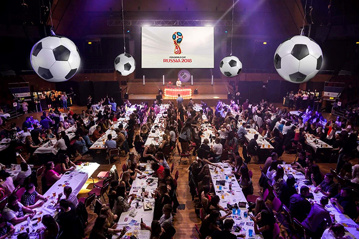 World Cup Guild Hall