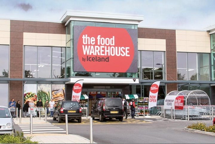 The Food Warehouse is planned in for Queen Street