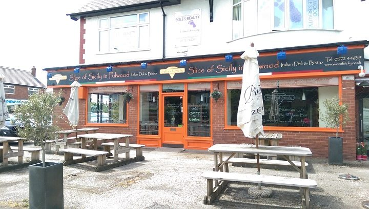 Slice of Sicily closed up in Garstang Road Pic: Blog Preston