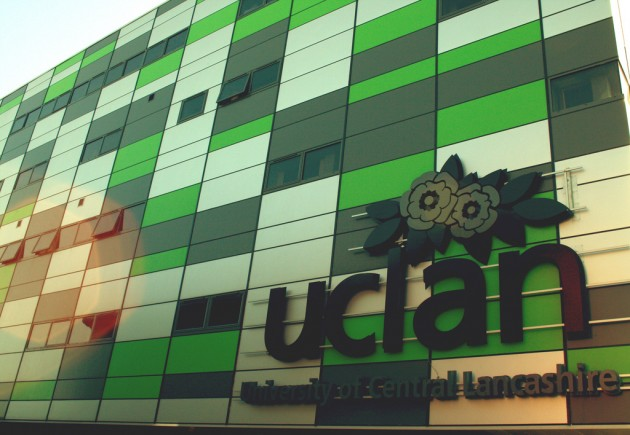 University of Central Lancashire Media Factory