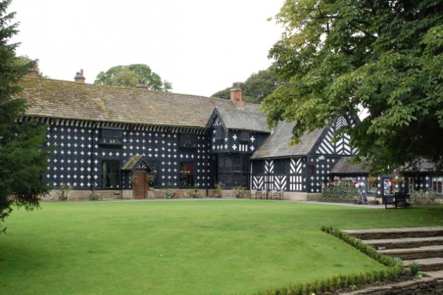 Samlesbury Hall has a number of ghost stories attached to it