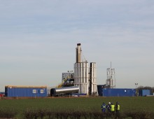 Cuadrilla has been exploring shale gas options in Lancashire