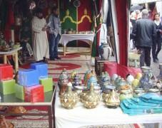 berber market in harris street