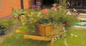 ribbleton library garden