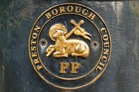 preston coat of arms