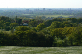 Preston from Hoghton