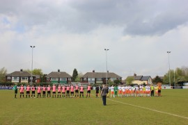 Rock FM versus Celebrities Charity Football Match