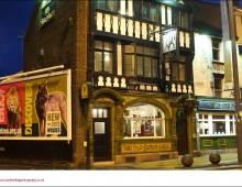 black bull pub on friargate