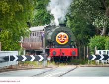 ribble steam railway friendly engine
