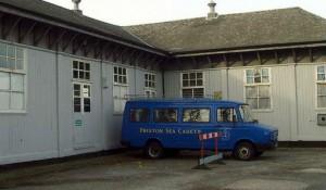 Preston Sea Cadets minibus
