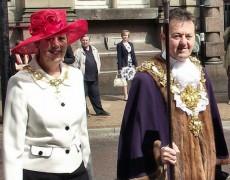 carl crompton guild mayor