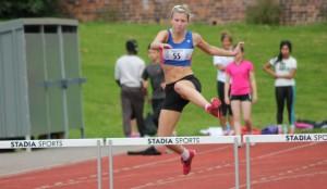 preston harriers hurdles