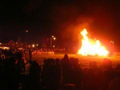 cottam bonfire