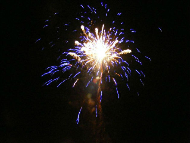 cottam fireworks