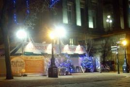 The Tundra Bar near the Flag Market has proved popular