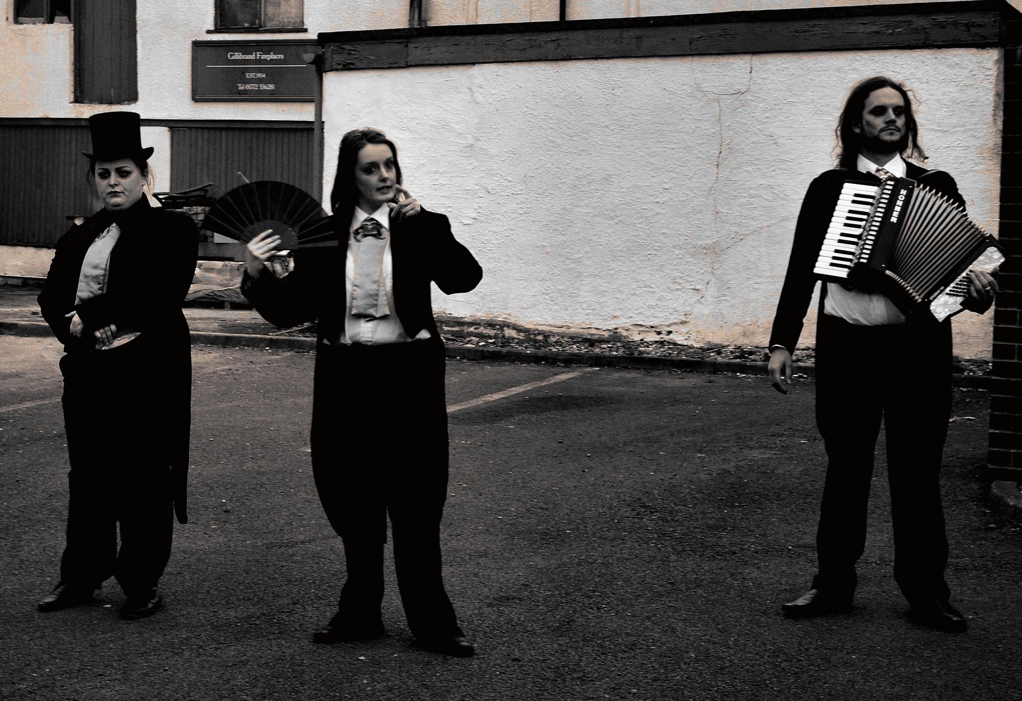 The Wooden Spoon Cut Throat tour in September taking in Preston's murderous past