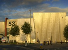 53 Degrees is made up of two venues, one holding 1,500 people and the other 400