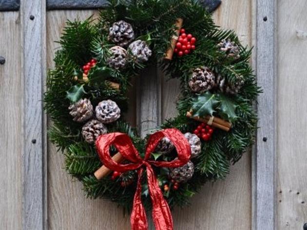 Make Your Own Christmas Wreath Workshop Blog Preston