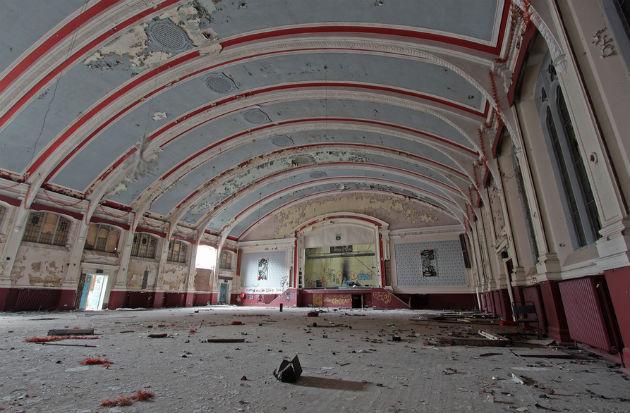 Whittingham ballroom