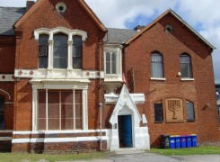 The building on Avenham Place has not been used for five years