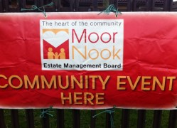 The Moor Nook Estate Management Board nominated the community centre