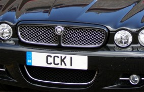 Personalised reg on the Mayor's vehicle could become something far more normal