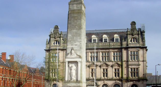 Old Post Office building, behind the Cenotaph, will be a walk-in centre