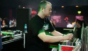 Paul Thornton will be raiding his record box at Forum