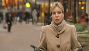 Channel 4 reporter on Friargate