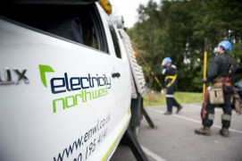Electricity North West are carrying out essential work to improve the supply in the city