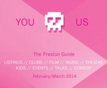 Latest edition of the Preston Guide