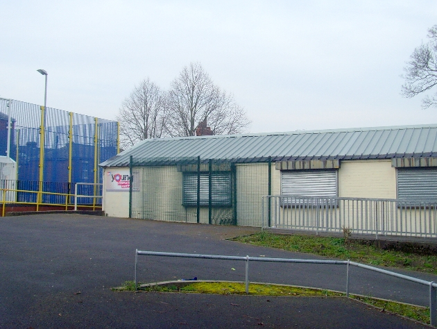 The Star Youth Centre in Ashton Pic: Tony Worrall