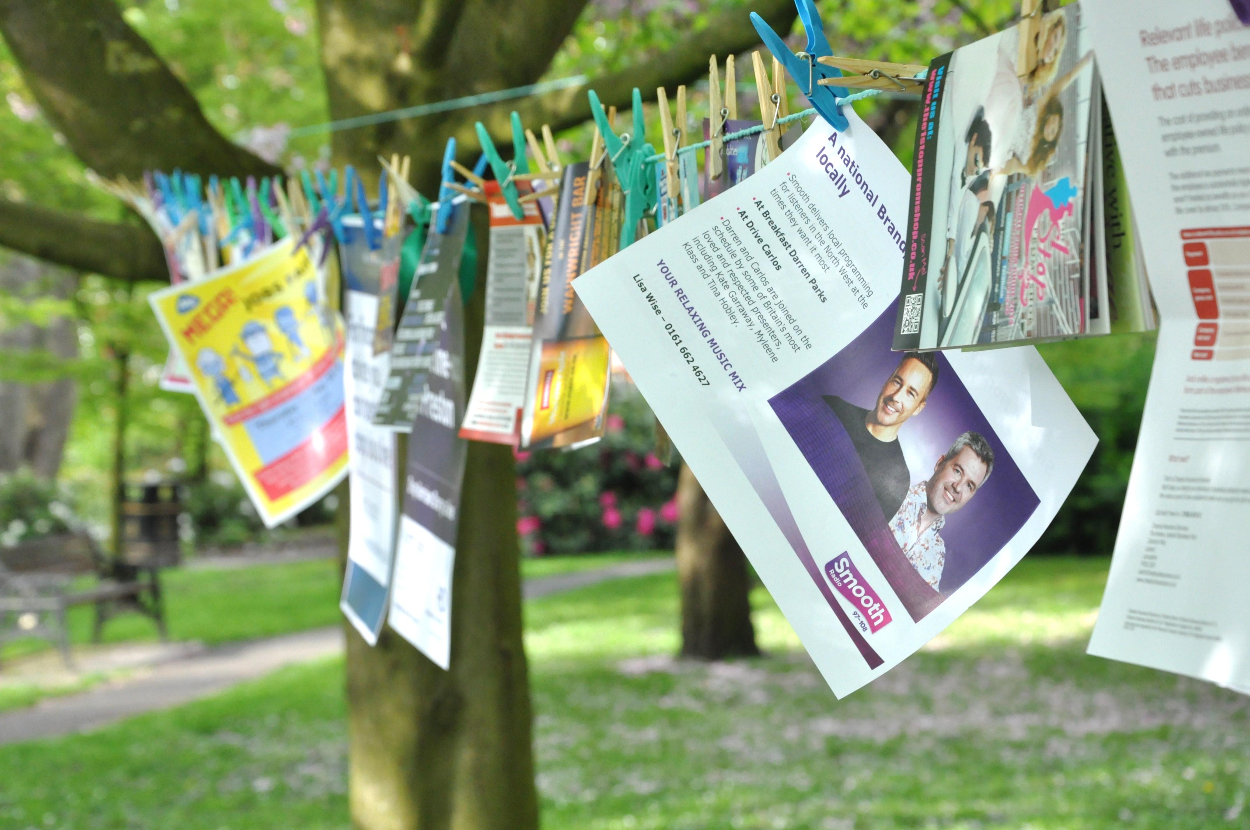 Business Hangout returns to Winckley Square | Blog Preston