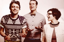 The comedy trio bring their scientific approach to Preston