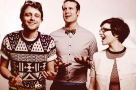 The comedy trio bring their scientific approach to Preston