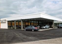 Current Bowker BMW showroom