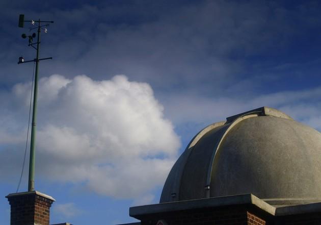 Horrocks observatory in Moor Park