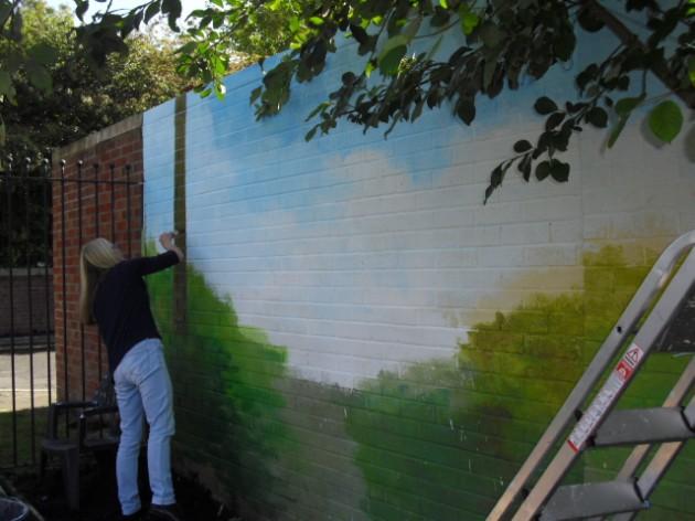 Contour funding painting pics 004