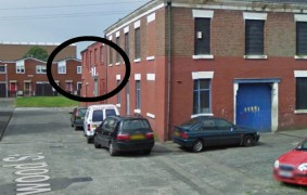 Where new homes could be built on Isherwood Street