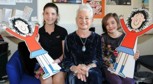 Jacqueline Wilson fans are invited to UCLan's celebration