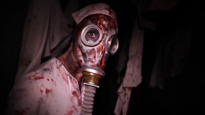 One of the cast you might meet inside Scare Kingdom