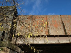 The railway brides needed urgent repair work