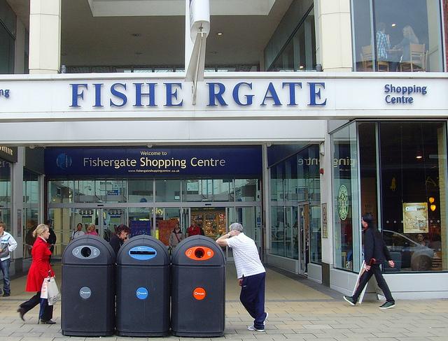 Fishergate shopping centre