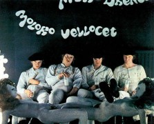 A Clockwork Orange is Burgess' most famous work